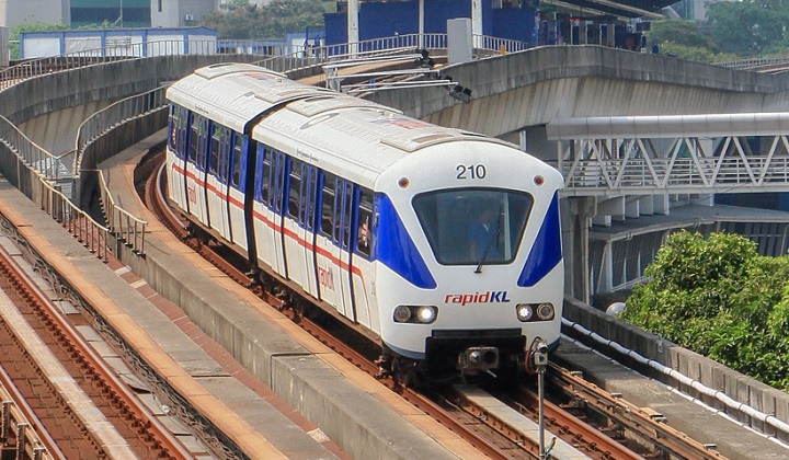 Train Kuala-Lumpur